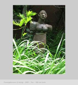 Maren Simon - Gartenplastik