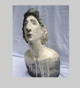 Maren Simon Portraitplastik
