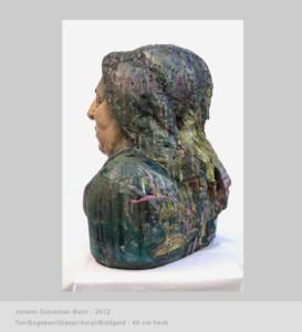 Maren Simon - Portraitplastik real existierend