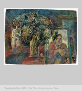 Maren Simon - Malerei