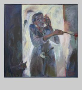 Maren Simon - Malerei - Laut